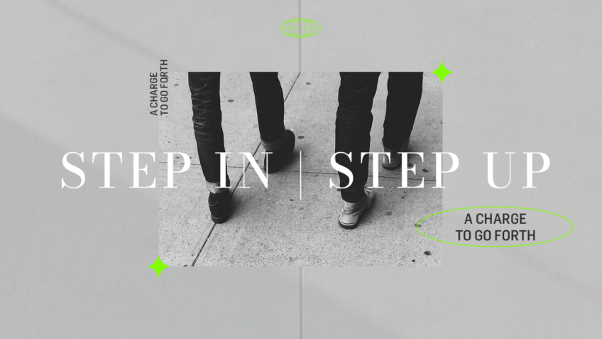 Step in - Step up